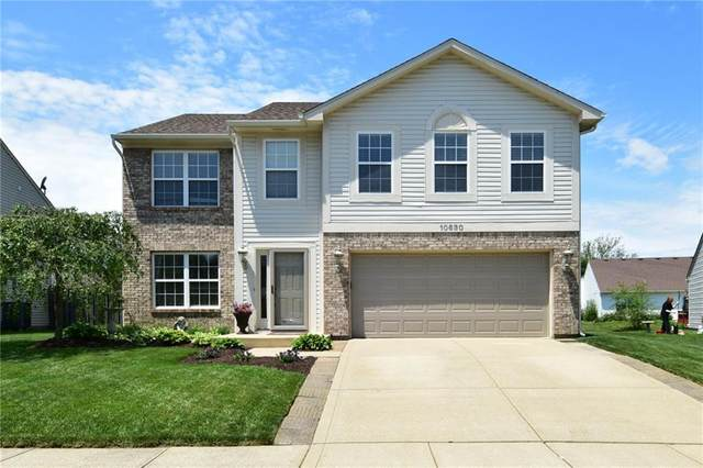 10630 Sand Creek Boulevard, Fishers, IN 46037 (MLS #21715717) :: The Indy Property Source