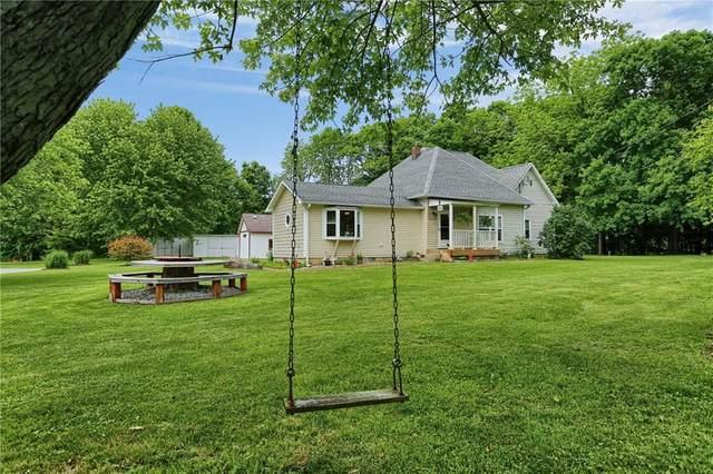 5828 E County Road 100 N, Avon, IN 46123 (MLS #21715741) :: Heard Real Estate Team | eXp Realty, LLC