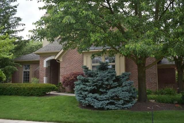 312 Millridge Drive, Indianapolis, IN 46290 (MLS #21715749) :: Richwine Elite Group
