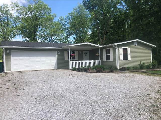 5801 S Co Rd 375 W, Greencastle, IN 46135 (MLS #21715757) :: Mike Price Realty Team - RE/MAX Centerstone