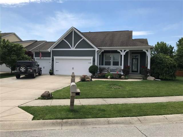 5067 Clemens Place, Indianapolis, IN 46239 (MLS #21715759) :: David Brenton's Team