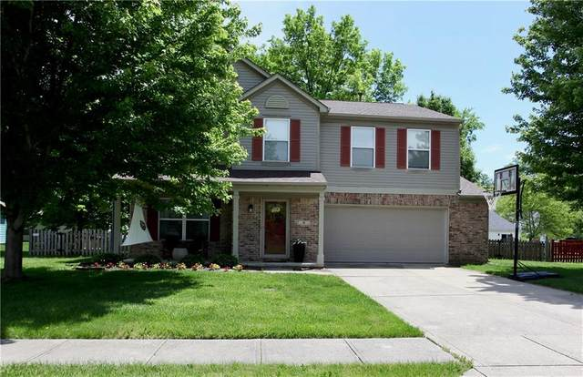 81 Knoll Lane, Brownsburg, IN 46112 (MLS #21715768) :: Mike Price Realty Team - RE/MAX Centerstone