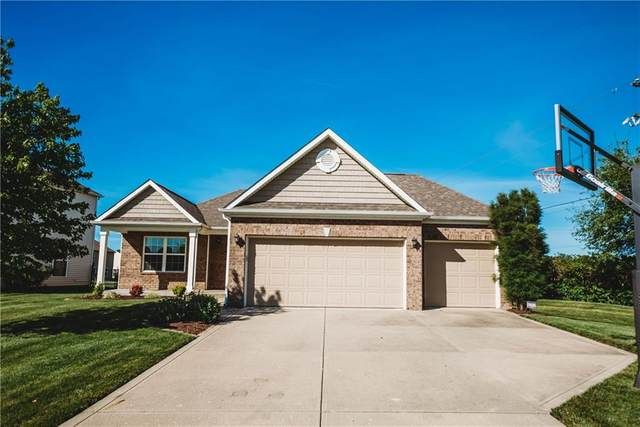 5971 Wakefield Road, Greenwood, IN 46142 (MLS #21715774) :: Heard Real Estate Team | eXp Realty, LLC