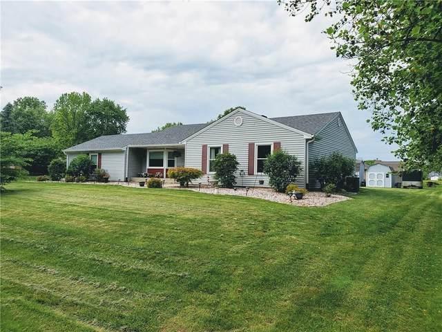 8940 N Timothy Lane, Fountaintown, IN 46130 (MLS #21715802) :: Heard Real Estate Team | eXp Realty, LLC