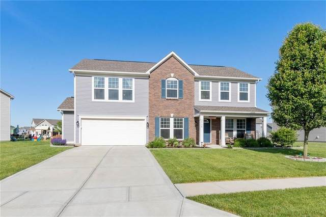 2758 Solidago Drive, Plainfield, IN 46168 (MLS #21715805) :: Anthony Robinson & AMR Real Estate Group LLC