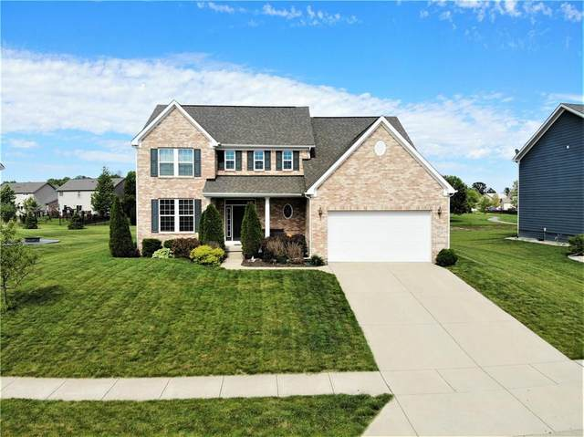 5729 Somerset Boulevard, Bargersville, IN 46106 (MLS #21715813) :: Heard Real Estate Team | eXp Realty, LLC