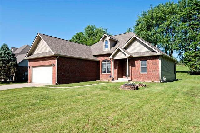 292 Whispering Pine Drive, Martinsville, IN 46151 (MLS #21715817) :: Richwine Elite Group