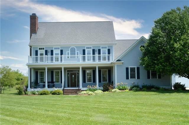 19007 Eagletown Road, Westfield, IN 46074 (MLS #21715827) :: Heard Real Estate Team | eXp Realty, LLC