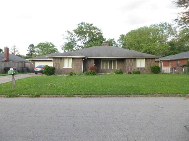 186 Graceland Avenue, Anderson, IN 46012 (MLS #21715831) :: Mike Price Realty Team - RE/MAX Centerstone