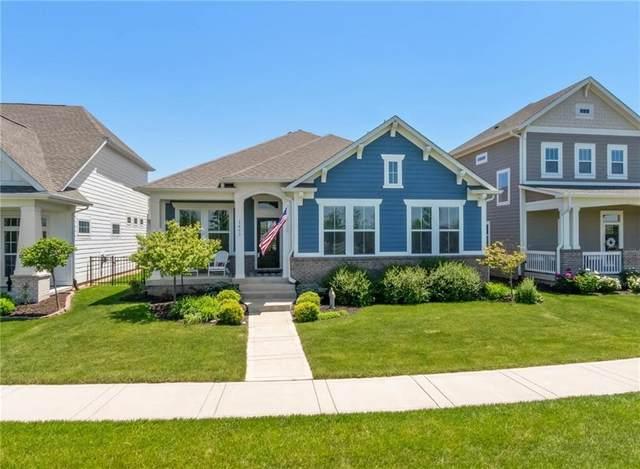 1453 W 151st Street, Westfield, IN 46074 (MLS #21715833) :: Heard Real Estate Team | eXp Realty, LLC