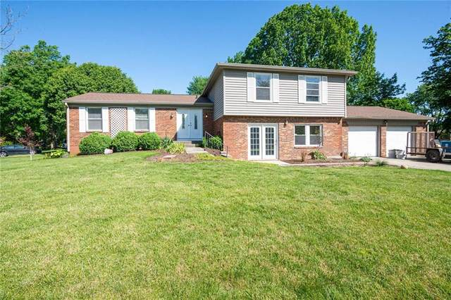 8320 Castleton Boulevard, Indianapolis, IN 46256 (MLS #21715856) :: Anthony Robinson & AMR Real Estate Group LLC