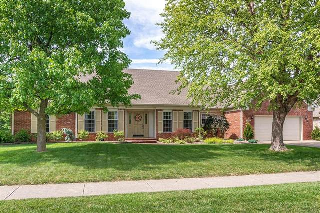 4844 Brentridge Parkway, Greenwood, IN 46143 (MLS #21715860) :: Anthony Robinson & AMR Real Estate Group LLC