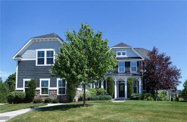 4528 Golden Eagle Court, Zionsville, IN 46077 (MLS #21715866) :: The Indy Property Source