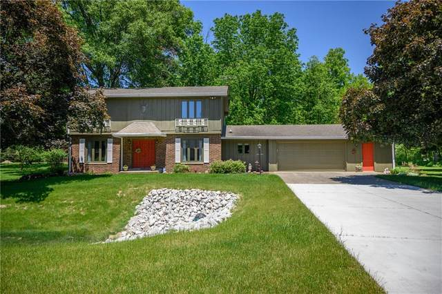 10818 Wonderland Drive, Indianapolis, IN 46239 (MLS #21715867) :: Heard Real Estate Team | eXp Realty, LLC