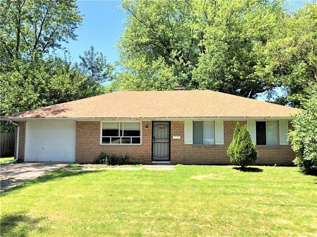 3758 N Celtic Drive, Indianapolis, IN 46235 (MLS #21715882) :: The Indy Property Source
