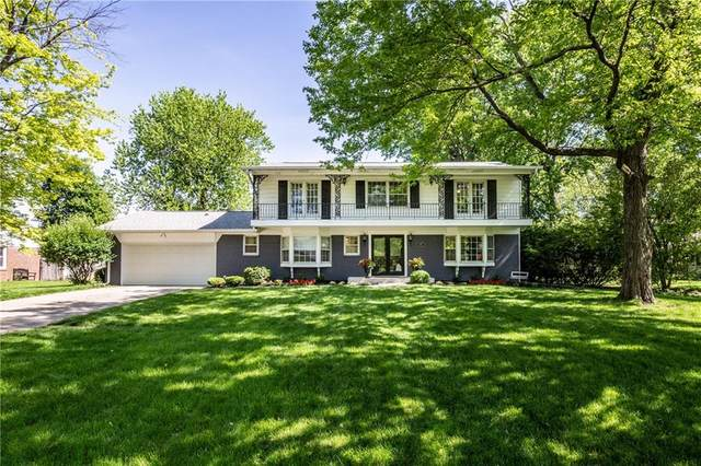 6130 Hythe Road, Indianapolis, IN 46220 (MLS #21715898) :: Heard Real Estate Team | eXp Realty, LLC