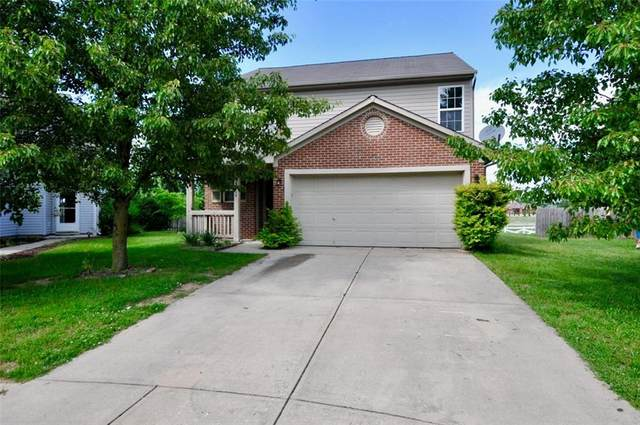 2834 Cahokia Court, Indianapolis, IN 46217 (MLS #21715906) :: David Brenton's Team