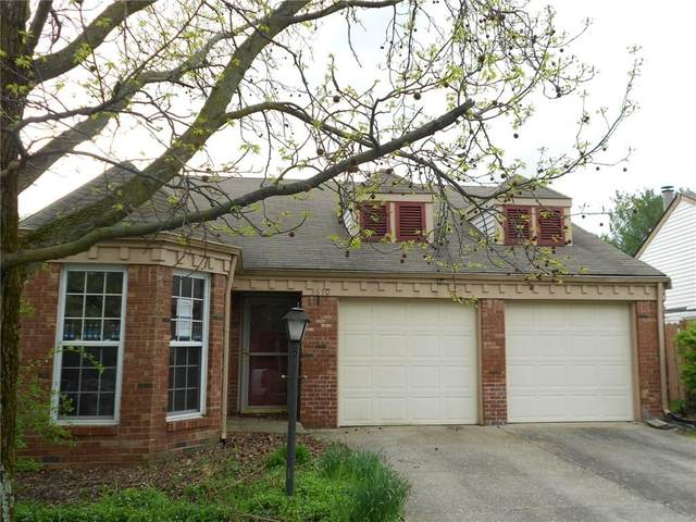 3670 Riverwood Drive, Indianapolis, IN 46214 (MLS #21715911) :: Mike Price Realty Team - RE/MAX Centerstone