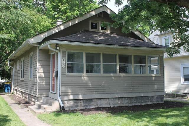 4320 Guilford Avenue, Indianapolis, IN 46205 (MLS #21715916) :: The Indy Property Source