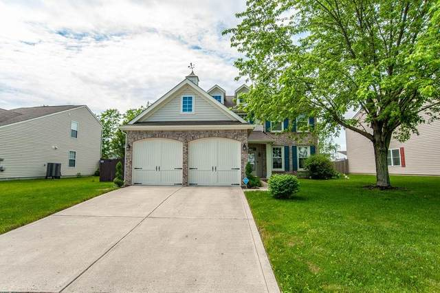 6271 Runnymede Court, Camby, IN 46113 (MLS #21715927) :: Anthony Robinson & AMR Real Estate Group LLC