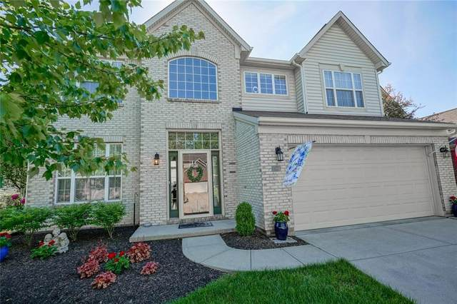 13681 Wendessa Drive, Fishers, IN 46038 (MLS #21715932) :: Anthony Robinson & AMR Real Estate Group LLC