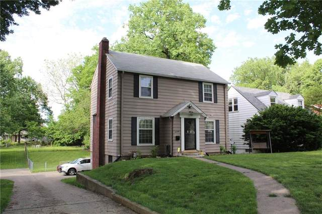 4538 Wentworth, Indianapolis, IN 46201 (MLS #21715961) :: Richwine Elite Group