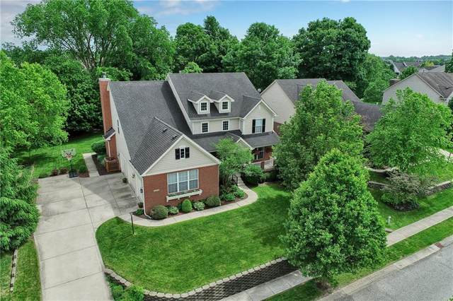 12065 Babbling Brook Road, Noblesville, IN 46060 (MLS #21715968) :: Mike Price Realty Team - RE/MAX Centerstone
