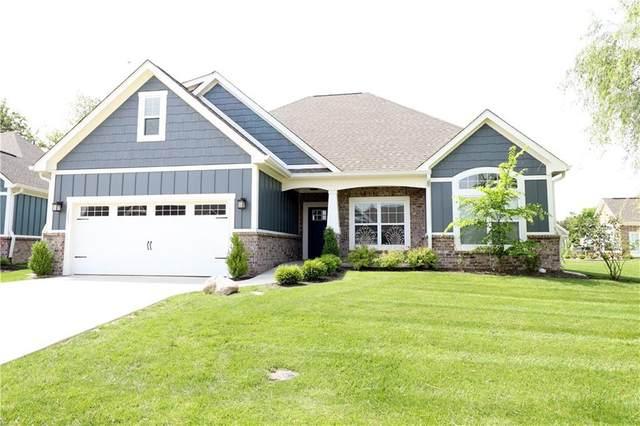 1573 Summerwood Boulevard, Greenfield, IN 46140 (MLS #21715971) :: Richwine Elite Group