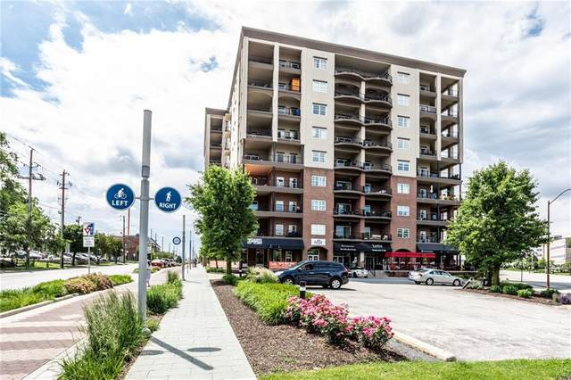 435 Virginia Avenue #204, Indianapolis, IN 46203 (MLS #21715975) :: The Indy Property Source