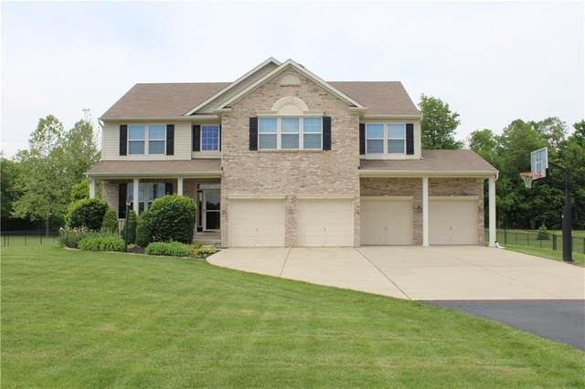 7616 W 1050 S, Fortville, IN 46040 (MLS #21715983) :: Richwine Elite Group