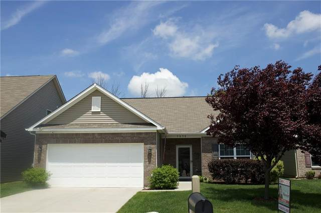 5838 Edelle Drive, Indianapolis, IN 46237 (MLS #21715993) :: Anthony Robinson & AMR Real Estate Group LLC