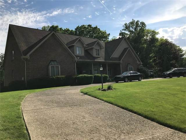 9719 Decatur Drive, Indianapolis, IN 46256 (MLS #21715994) :: Anthony Robinson & AMR Real Estate Group LLC