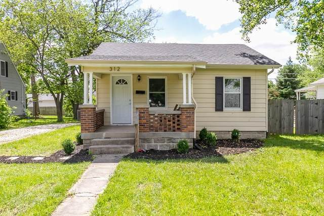 312 Hanley Street, Plainfield, IN 46168 (MLS #21715999) :: Mike Price Realty Team - RE/MAX Centerstone