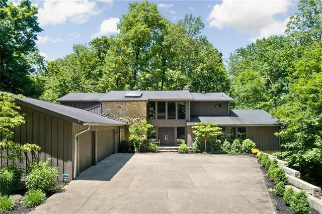 12043 Hampton Court, Carmel, IN 46033 (MLS #21716007) :: The Indy Property Source