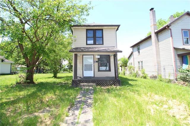 1332 N Olney Street, Indianapolis, IN 46201 (MLS #21716065) :: The Indy Property Source