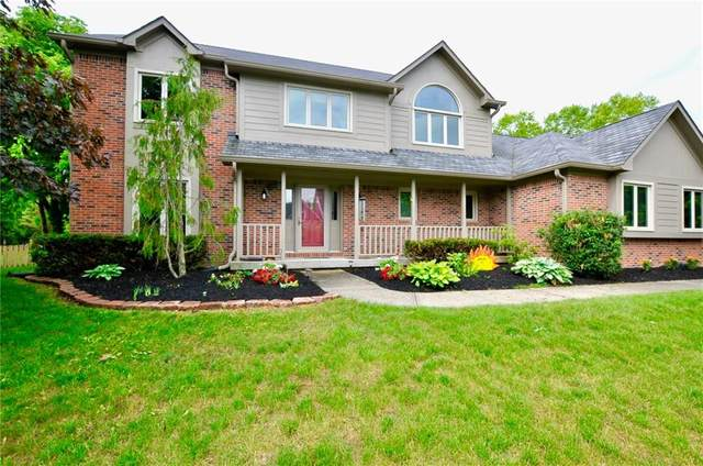 777 Longford Way, Noblesville, IN 46060 (MLS #21716081) :: Mike Price Realty Team - RE/MAX Centerstone
