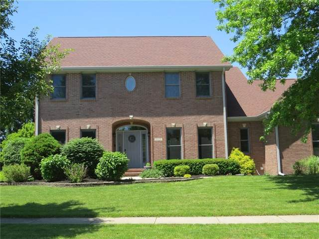 6048 Leatherback Drive, Columbus, IN 47201 (MLS #21716086) :: AR/haus Group Realty