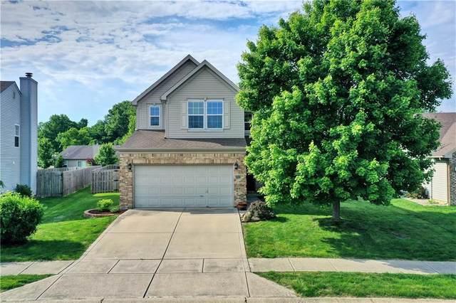10561 Sand Creek Boulevard, Fishers, IN 46037 (MLS #21716099) :: Heard Real Estate Team | eXp Realty, LLC