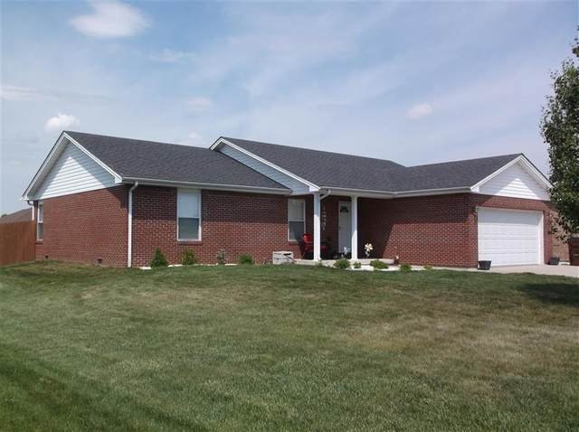4684 N County Road 975 E, Seymour, IN 47274 (MLS #21716107) :: Richwine Elite Group