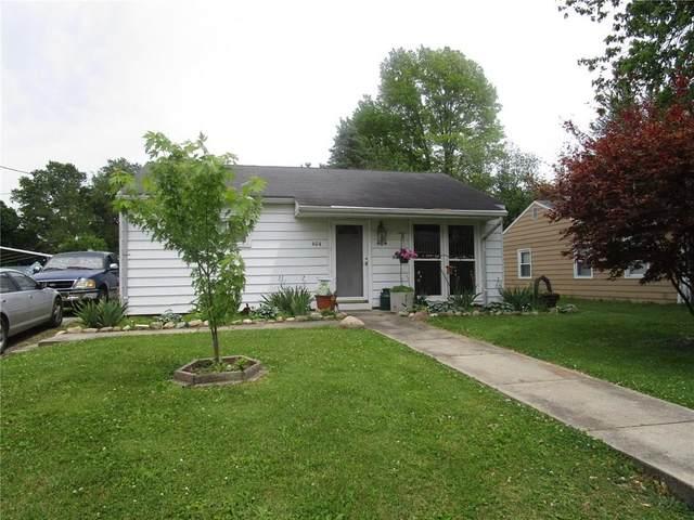404 Wayne Avenue, Crawfordsville, IN 47933 (MLS #21716111) :: Richwine Elite Group