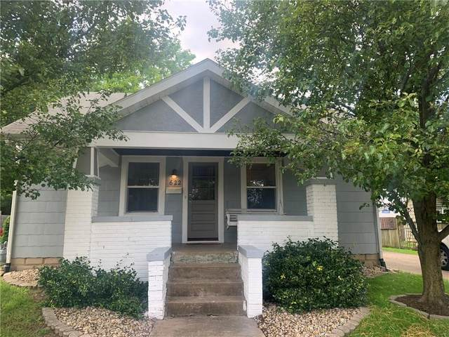622 E 16th Street, Columbus, IN 47201 (MLS #21716115) :: Anthony Robinson & AMR Real Estate Group LLC