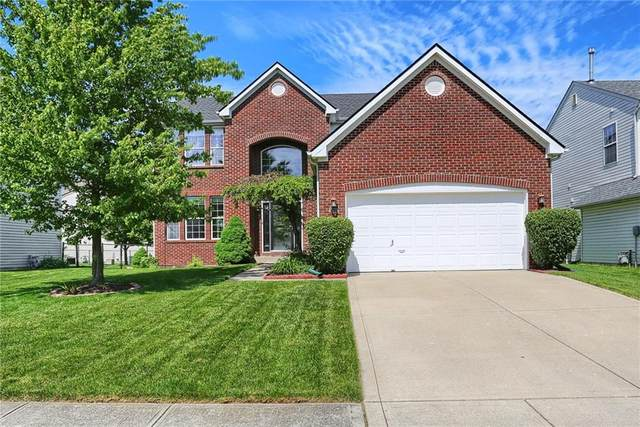 6537 Abby Lane, Zionsville, IN 46077 (MLS #21716127) :: Mike Price Realty Team - RE/MAX Centerstone