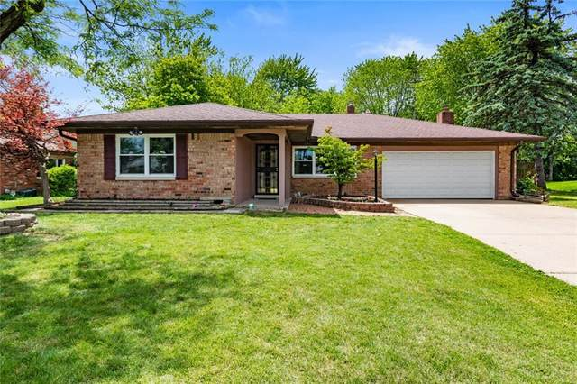 1246 N Eaton Avenue, Indianapolis, IN 46219 (MLS #21716134) :: Anthony Robinson & AMR Real Estate Group LLC