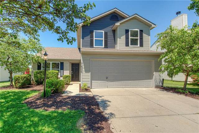 7626 Scatter Woods Lane, Indianapolis, IN 46239 (MLS #21716161) :: The Indy Property Source
