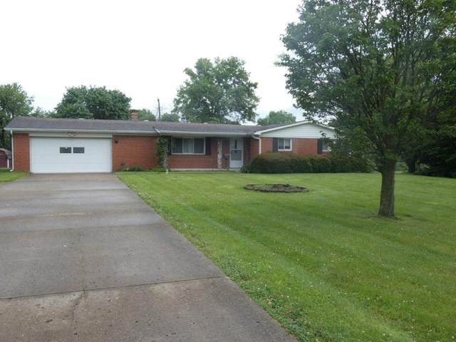 8450 E 131st Street, Fishers, IN 46038 (MLS #21716170) :: Anthony Robinson & AMR Real Estate Group LLC