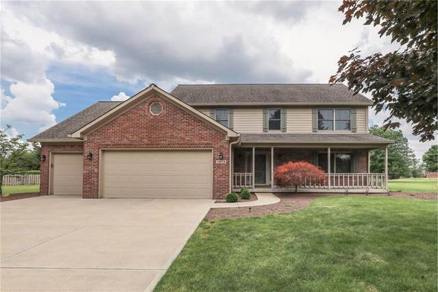 10476 Breezeway Circle, Brownsburg, IN 46112 (MLS #21716174) :: Mike Price Realty Team - RE/MAX Centerstone