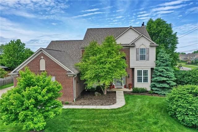 660 E Columbine Lane, Westfield, IN 46074 (MLS #21716175) :: Heard Real Estate Team   eXp Realty, LLC