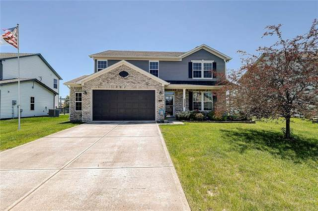 963 Sheets Court, Greenfield, IN 46140 (MLS #21716185) :: Richwine Elite Group