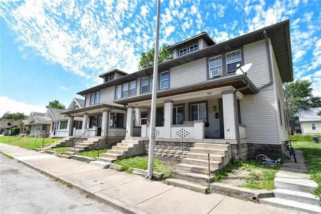 310-316 N Dequincy Street, Indianapolis, IN 46201 (MLS #21716203) :: Heard Real Estate Team | eXp Realty, LLC