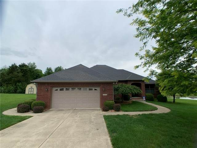 12070 N Berling Drive, Mooresville, IN 46158 (MLS #21716221) :: Mike Price Realty Team - RE/MAX Centerstone